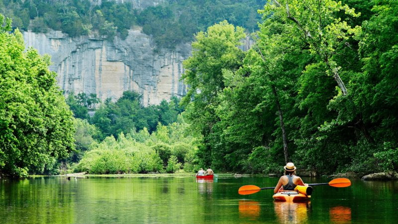 Arkansas Encourages People to Use Online Services as They #EscapeTheIndoors and Celebrate Great Outdoors Month®